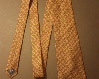 Vintage 1990s Brooks Brothers Silk Tie.