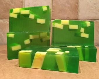 Tutti Frutti Soap, Vegan Soap, Natural Soap, Birthday Gift, Mothers Day Gift, Sensitive Skin, Valentine Gift, Mother Day Gift, Fruit Soap