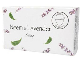 Neem ans lavender Soap