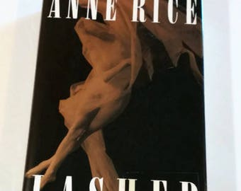 Lasher by Anne Rice  1st Edition  Hardcover  Horror