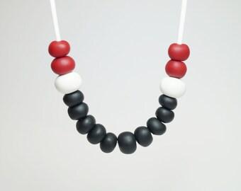 Necklace Carlota · Polymer Clay