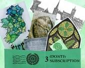 Emerald Post Parcel - 3 Months