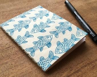 Mini jotter notebook