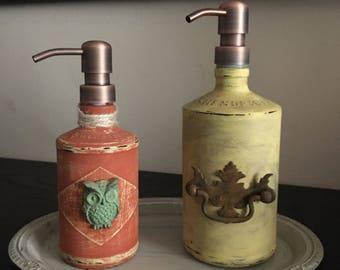 Hendricks Gin Soap Dispensers