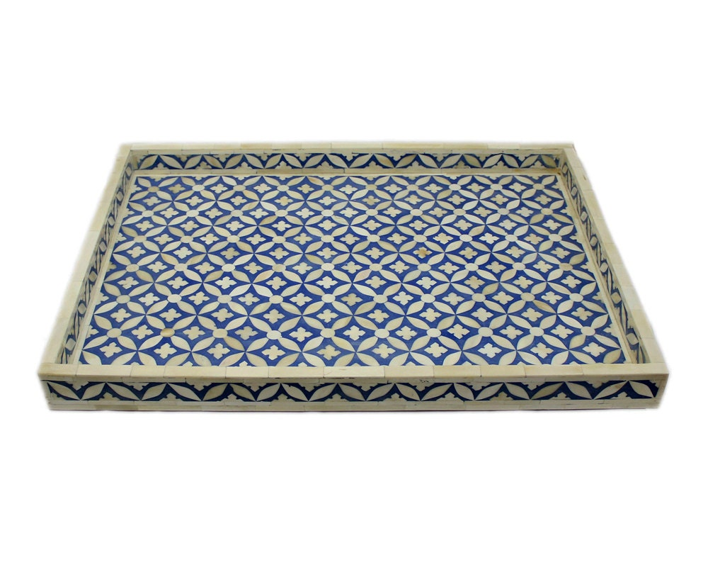 ottoman coffee table tray | cymun designs