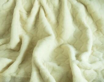plaid blanket | adult blanket | throw blanket | white wool soft wool blanket