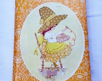 Vintage | Holly Hobbie Style | Address Book