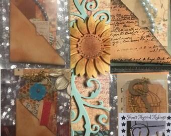 Embellishments and Ephemeral Kits
