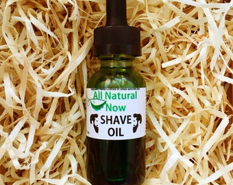 Fathers Day Gift Shave Oil/Essential Oil/100% Pure & Therapeutic Essential Oil/For Men/Shave/Mustache