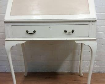 Bureau-Writing Desk Vintage (White)