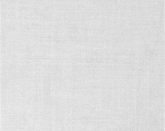 "Natural Basics : All Muslin White by Springs Creative 1553231  100% cotton Fabric by the yard 36""x44"" (H216)"