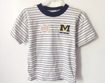 deadstock university of michigan set size 7 nwt