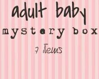 Adult Baby Mystery Box