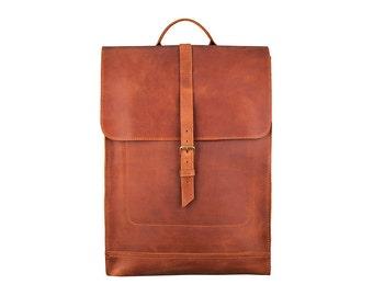 Tan backpack leather backpack woman backpack men backpack brown backpack travel backpack college backpack laptop backpack school backpack