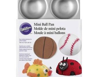 Mini Ball Pan by Wilton