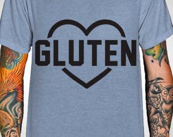 Love Gluten t-shirt