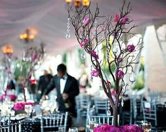 "12 20"" manzanita branches DIY floral wedding centerpieces fresh trimmed decorative"