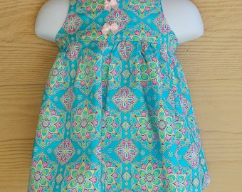 Moroccan Inspired Infant Dress