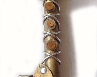 Steampunk key shaked / Steampunk Schlüssel Durchgeschüttelt