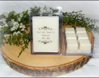 Handmade Soy Clamshell Wax Melts