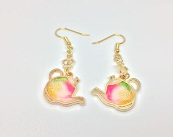 Afternoon Tea Earrings
