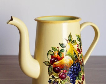 Beautiful Vintage coffee pot