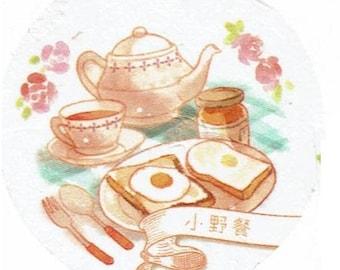 Masking tape | Washi Tape | Picnic time | Picnic foods
