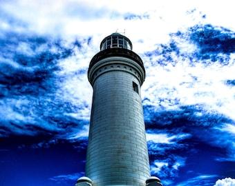 Landscape Photography Lighthouse beach photography fine art print
