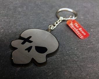 Overwatch McCree Keychain, Deadeye Symbol (acrylic, laser-cut)