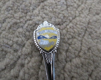 Death Valley Souvenir Spoon-XX
