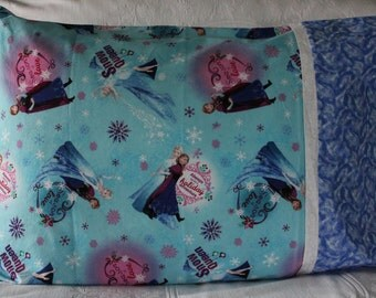 Frozen pillowcase
