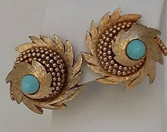 "Boucher ""Comet"" Earrings . Statement. Fashion. Stylish"