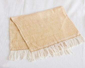 Hand Woven Tea Towel