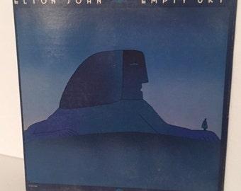 Elton John, Empty Sky, Used Vinyl, LP