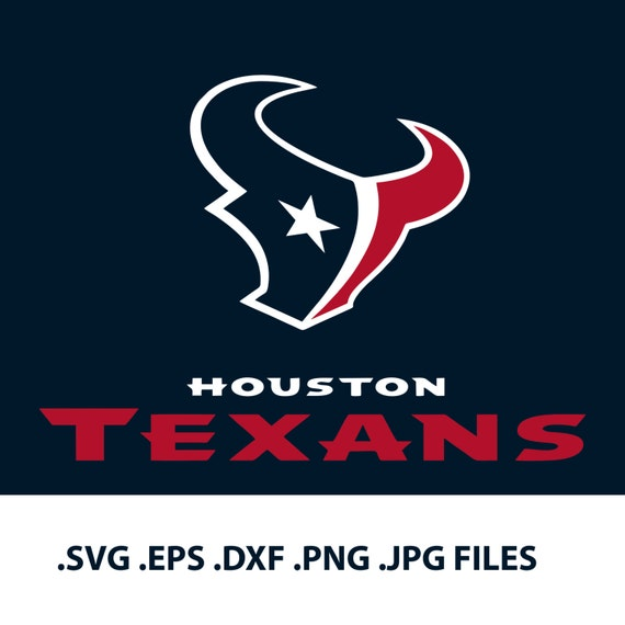 Houston texans logo svg vector design svg eps dxf png for Houston texans logo template