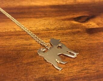 Husky Necklace - Husky Jewelry - Husky Pendant - Husky Charm - Siberian Husky Necklace - Siberian Husky Jewelry - Husky - Siberian Husky