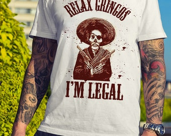Chicano mexico Relax gringos