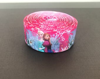 Frozen Ribbon - 5 Yards