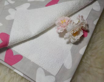 Portable waterproof diaper changing pad- Baby diaper change mat - Diaper changing pad- nappy changing mat