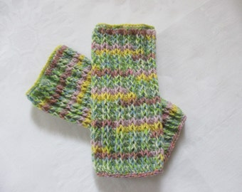Baby leg warmers of BabyLegs with wool length approx. 18 cm width 8 cm