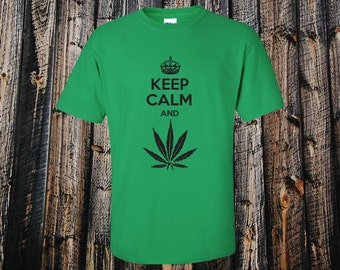 Keep Calm And Light It Up T-shirt