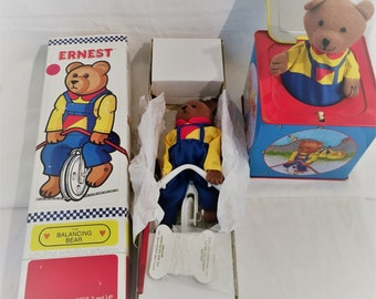 Ernet The Circus Bear Package