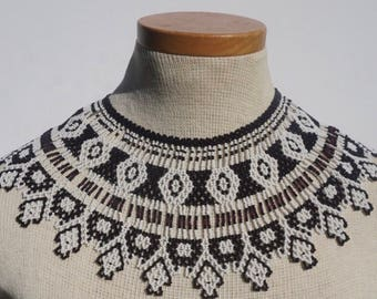 Embera Beaded handmade Necklace