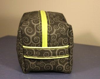 Toiletry Bag Makeup Bag Cosmetic Bag Waterproof Lining