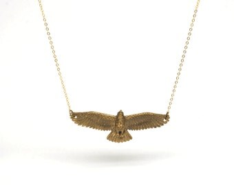 A Soaring Eagle Pendant -  [BR-1A]
