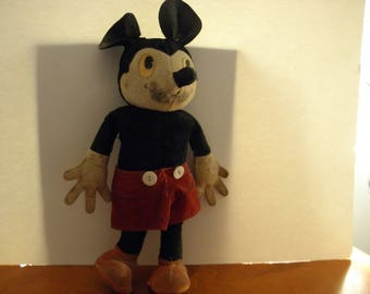 Mickey Mouse 15inch Plush Doll