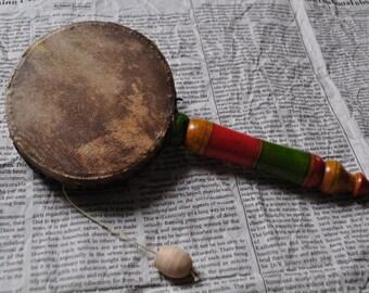 Nepalese tambourine