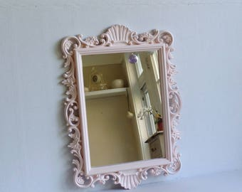Large ornate mirror Etsy