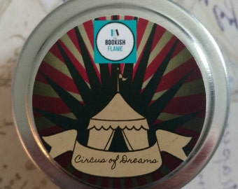 Circus of Dreams 4 oz Soy Candle