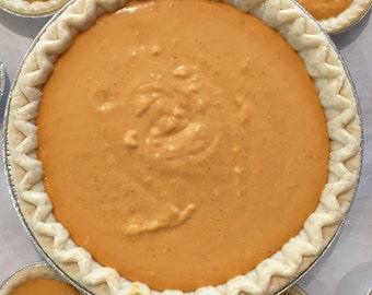 Holiday Pumpkin Pies